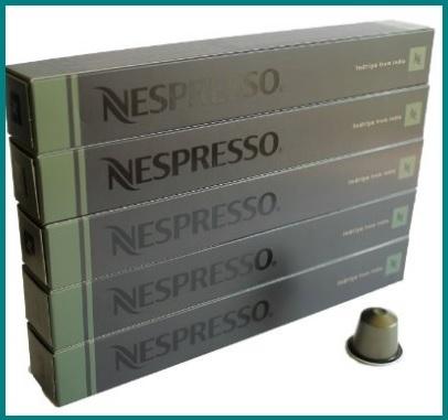 Capsule nespresso dal gusto indriya from india