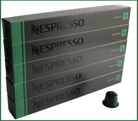 Caffe in capsule nespresso dal gusto orzo