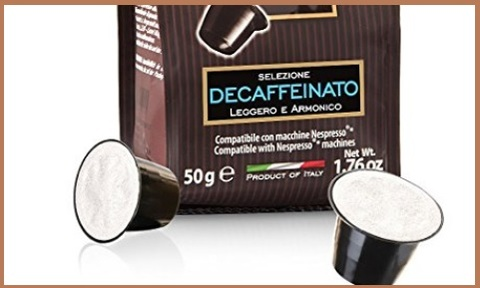 Decaffeinato nespresso 100