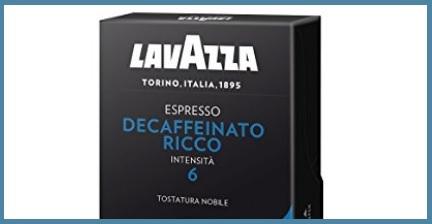 Decaffeinato nespresso lavazza