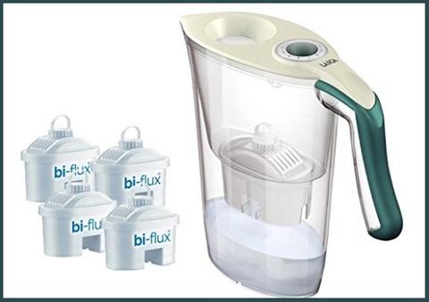 Caraffa Filtrante Laica Biflux