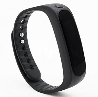 Cardiofrequenzimetro Contapassi Fitness Tracker