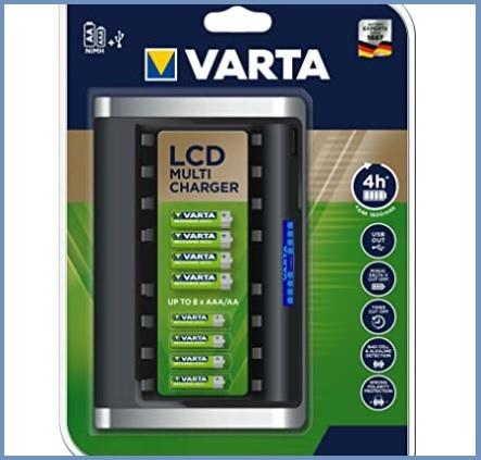 Caricabatterie Stilo Digitale