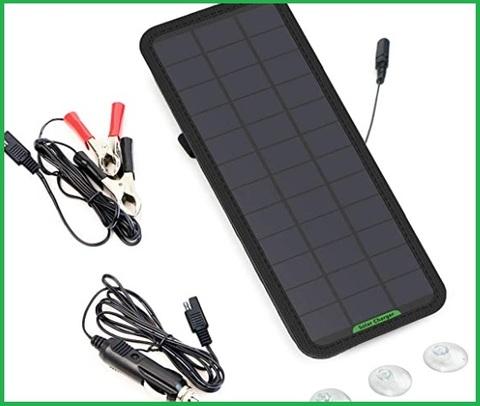 Caricabatterie Auto Solare