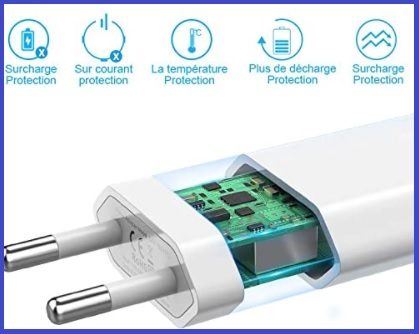 Caricabatterie Iphone Usb