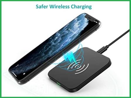 Caricabatterie Wireless Per Auto