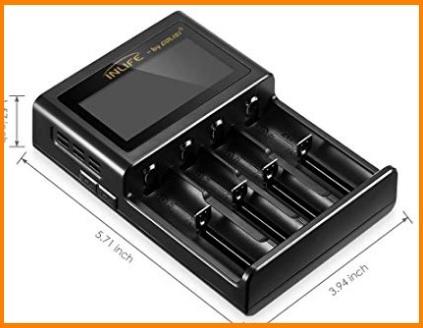 Carica Batterie Stilo Professionale