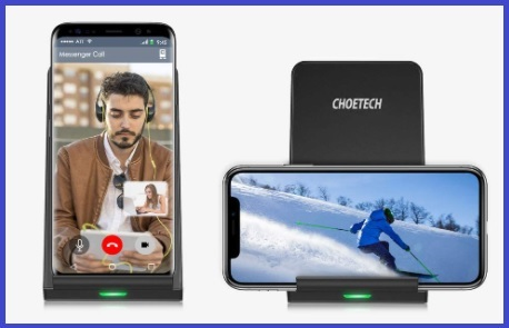 Caricatore Iphone Wireless