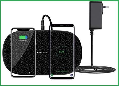 Caricatore doppio wireless