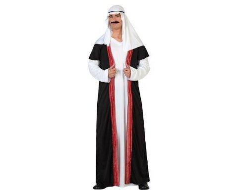 Abito da carnevale arabo
