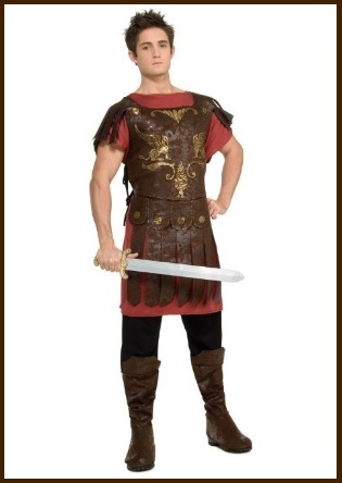 Carnevale vestito romano