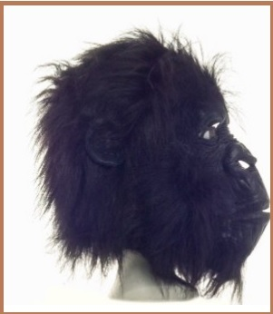 Maschera Per Carnevale Scimmia