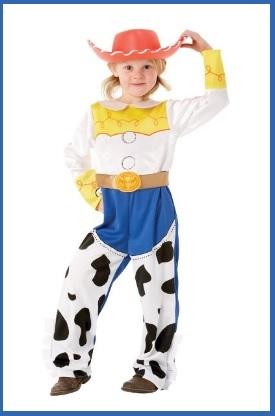 Costumi Di Carnevale Abiti Cowgirl Toy Story