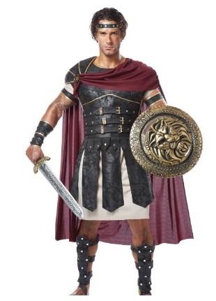 Costumi vendita di carnevale gladiatore
