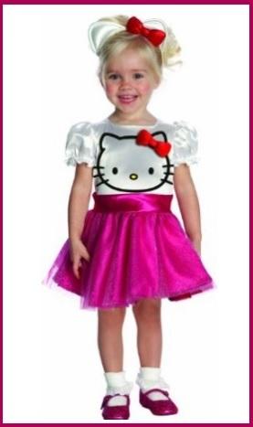 Vestiti Di Carnevale Hello Kitty