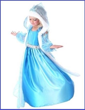 Vestiti Di Teatro Per Bimbi Di Frozen