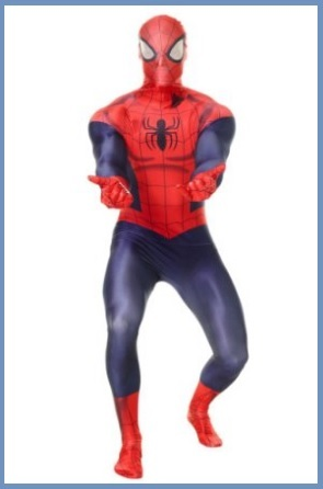 Vestiti Per Carnevale E Costumi Spider Man