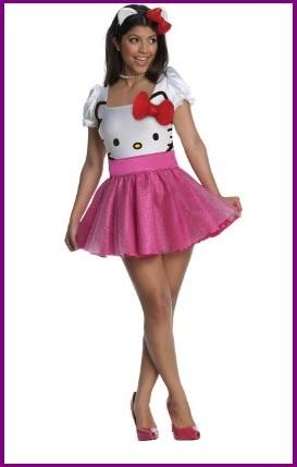 Vestiti E Costumi Di Carnevale Hello Kitty