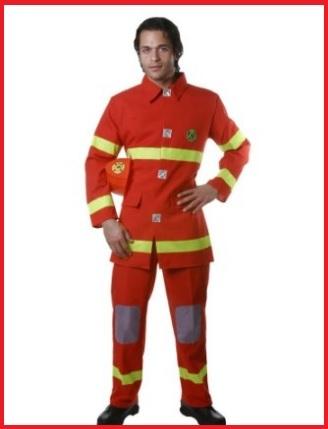 Costumi e vestiti di carnevale da pompiere