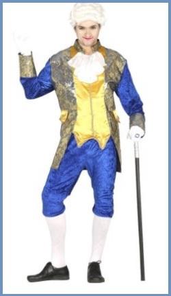 Costume da teatro marchese 700