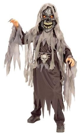 Costume travestimento da zombie horror per bambino halloween