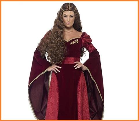 Costume stile 800 teatrale per donna