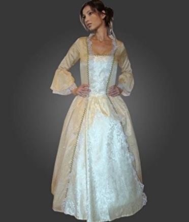 Costume stile barocco del 600 per teatro