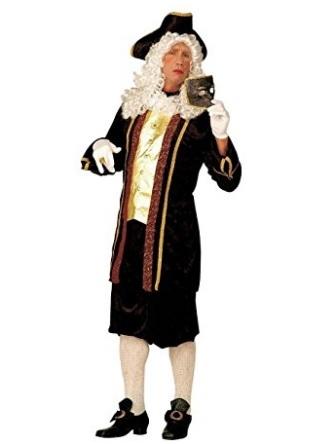 Costume da nobiluomo veneziano da uomo