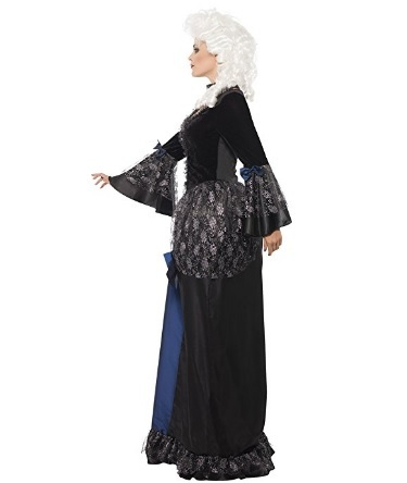 Vestito Intero Veneziano Per Donna Casanova