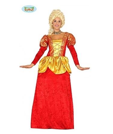 Costume rosso da contessa veneziana