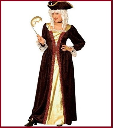 Costumi Veneziani Donna