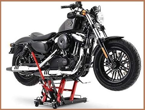 Carrello elevatore moto