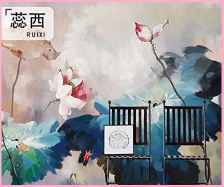 Carta Da Parati Stile Orientale Cinese