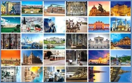 Cartoline di viaggio da vienna a new york