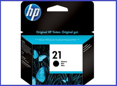 Cartucce hp 21 nere