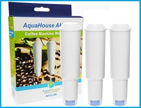 Cartucce filtranti per polveri e caffè