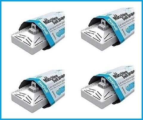 Cartuccia filtrante beghelli 4 pezzi