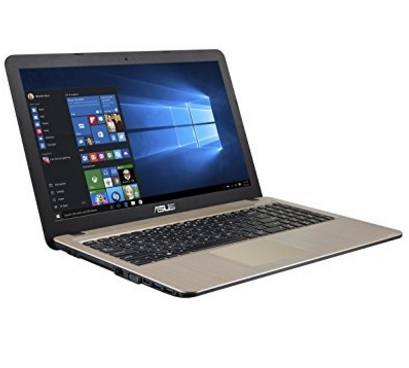 Asus portatile 4gb ram 500gb intel celeron windows 10