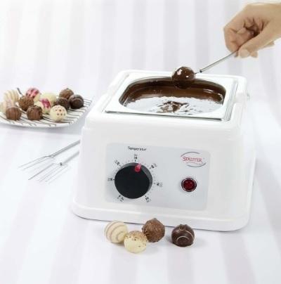 Temperatrice per cioccolato 60° 1500 ml