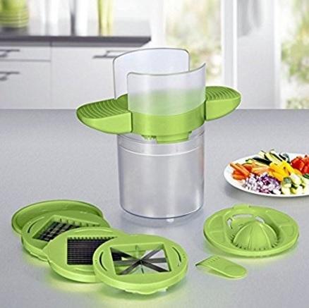 Cilindro da utilizzare in cucina per tagliare di tutto