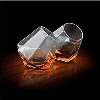 Bicchierini a forma di diamante per liquore