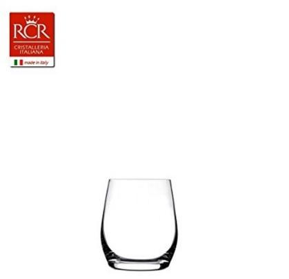 Bicchieri ovali per l'acqua 6 pezzi