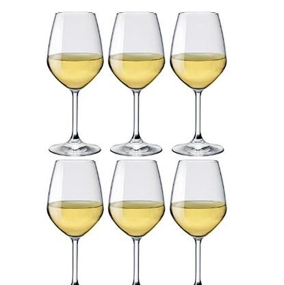 Bicchieri per il vino per la casa 6 pezzi