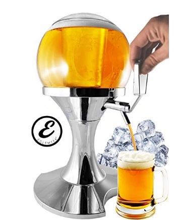 Contenitore birra erogatore unico per la casa