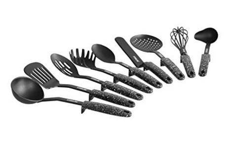 Set strumenti e rivestite per la cucina