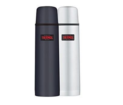Thermos leggero e portatile acciaio inox