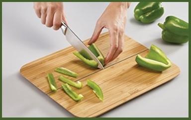 Tagliere bamboo antiscivolo