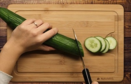 Tagliere bamboo rettangolare