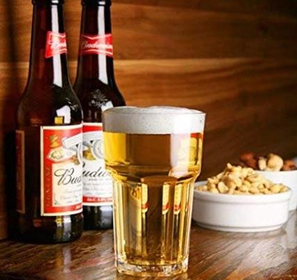 Bicchieri bibita e cocktail ottagonale