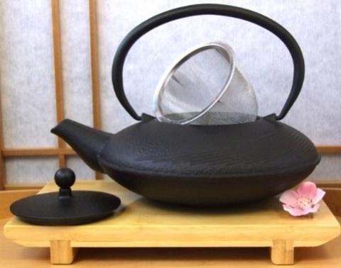 Teiere in ghisa giapponesi